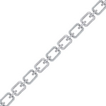 10kt White Gold Diamond Fashion Bracelet 1/2 Cttw