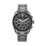 219 - Men%27s Giorgio Milano Stainless Steel Watch - Black